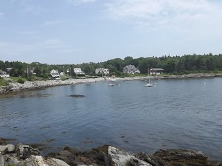 Edge Of The Sea East Boothbay