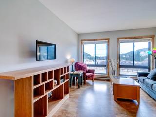 Walk to Peru Lift! Slopeside 2754 Studio Condo-Kids Ski Free