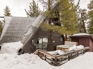 S. Lake Tahoe Home Near Ski Resorts