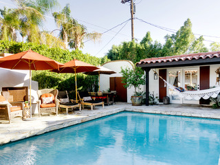 3BR/3BA + Casita w/ 1BR/1BA- Centered Around Pool