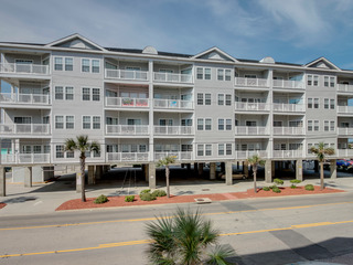 Pier Watch II 302- 2nd Row- Large Condo- Cherry Grove Section
