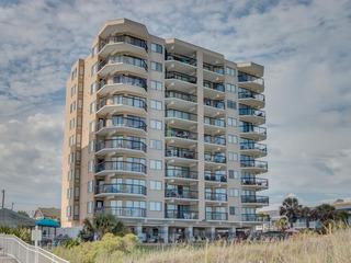 Crescent Towers II 508- Oceanfront- Crescent Beach