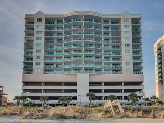 Blue Water Keyes 1203- Oceanfront- Crescent Beach Section