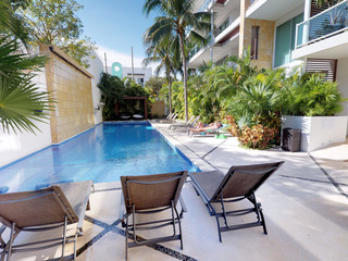 OASIS 12-Spacious 1 Bedroom in the heart of Playa del Carmen