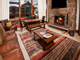Relaxing 3 Br Condo In The Heart Of Vail