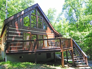 1303 Woodland Cabin