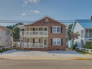 Brick House 1418- 2nd Row- Beach House- Crescent Beach