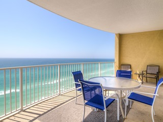 Panama City Beach Condo on Beach