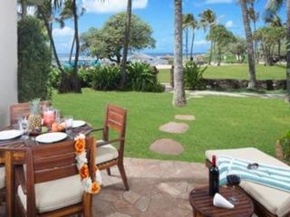 Direct Ocean View Beach Level 3Bed (or 4Bed w/Adjoin Studio) Villa 103