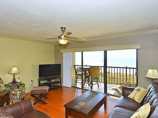 Land's End #407 building 11- BEACHFRONT / End Unit /TOP FLOOR