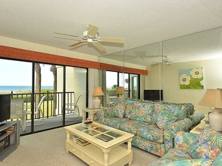 Land's End #203 building 7- Direct BEACHFRONT Condo!