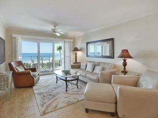 Land's End #404 building 10- GORGEOUS Updates / Beachfront!
