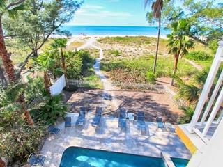 Beachfront Treasure Island Home
