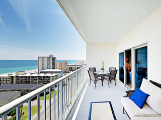 2BR Crystal Tower 1105, Gulf Views