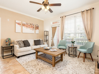 1BR Condo Steps from the Beach