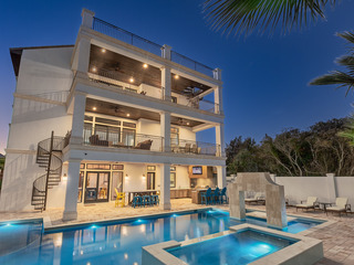 """""""A Shore Thing""""- Private Heated Pool! Game Room w/Pool Table- Gulf Views!"""