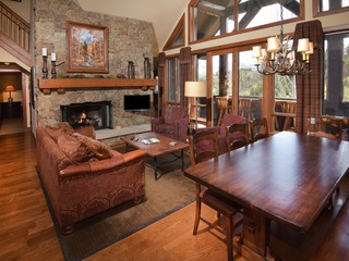 4Br/4.5Bath Ski-in/out in Bachelor Gulch with Holidays Open