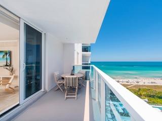 5 Star Condo Hotel 1/1 Beachfront Unit 1412