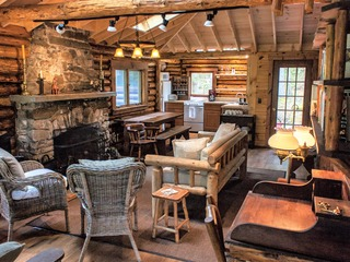 Sprucewood Cabin at Boothbay Harbor