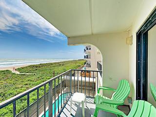 2BR Oceanfront Condo w/ Balcony