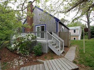 Chequessett Garden House