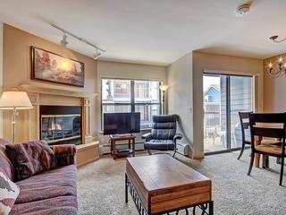 Two Bedroom Condo & Loft in the Heart of Breckenridge