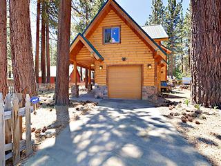 3522 Deer Ln Cabin at South Lake Tahoe