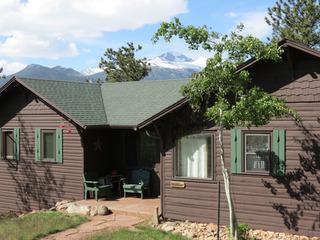 Longs Peak Lookout Cabin-- EV #3360
