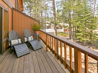 2BR Tahoe Donner w/ Deck