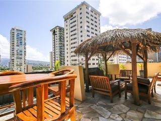 Bamboo Waikiki #903
