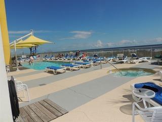 Seaside Resort #1205 Ocean Front (P)