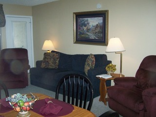 Gatlinburg Chateau Condo #403