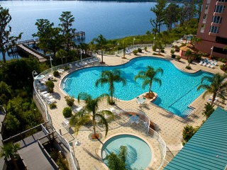 Disney Condo Amazing Lake Bryan view
