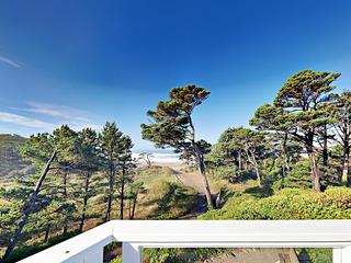Gleneden Beach, Oceanfront 4BR
