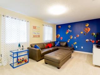 Amazing 5 bedroom home- Champions Gate Resort