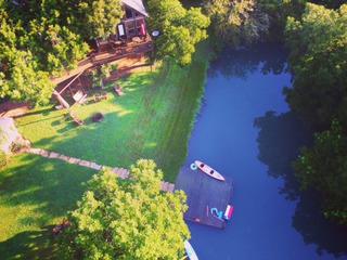 Geronimo Creek Retreat Getaway Cabin #4