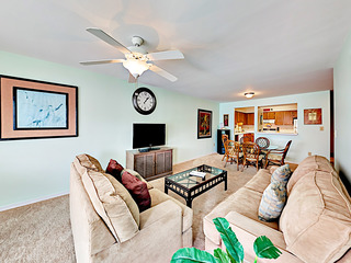 Beautiful Sea Oats Condo on Little Lagoon