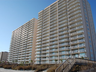 Crescent Shores N- 1001- Oceanfront-Crescent Beach Section