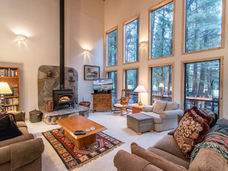 Sprawling 4BR at Tahoe Donner