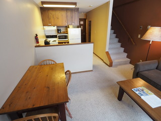 Apex Mountain Inn Studio Loft Suite 402