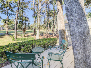 3BR Condo Overlooking Golf Course