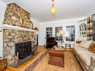 3BR Historic Home + 2BR Cottage