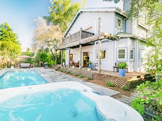 Charming 3BR w/ Pool & Hot Tub, Near Sonoma Square