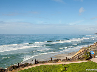 Hear the Waves Crashing- 2 BR Oceanfront Condo SUR116