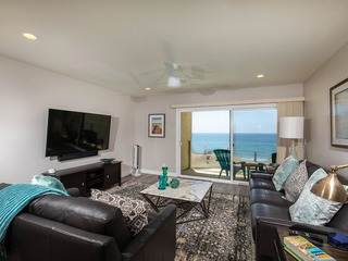 Serenity By The Sea- Oceanfront 2 BR SBTC202