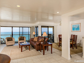 2 BR Oceanfront Condo SUR94- Witness Unforgettable Sunsets