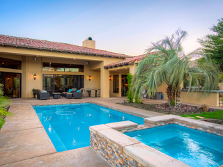 PGAWEST La Quinta 13th hole 4BR/3BA w/ Pool/ Jacuzzi