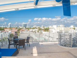 Penthouse De Soleil South Beach- on Ocean Drive Miami Beach
