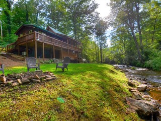 Cute Cabin on the Creek