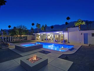 3BR/2BA Meiselman Home w/ Pool/ Jacuzzi in Palm Springs